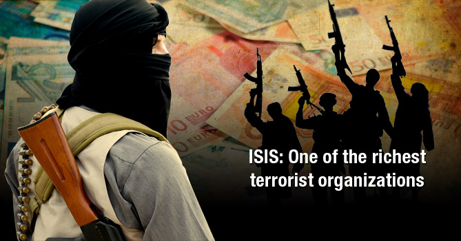 ISIS - The World's Richest Terror Army
