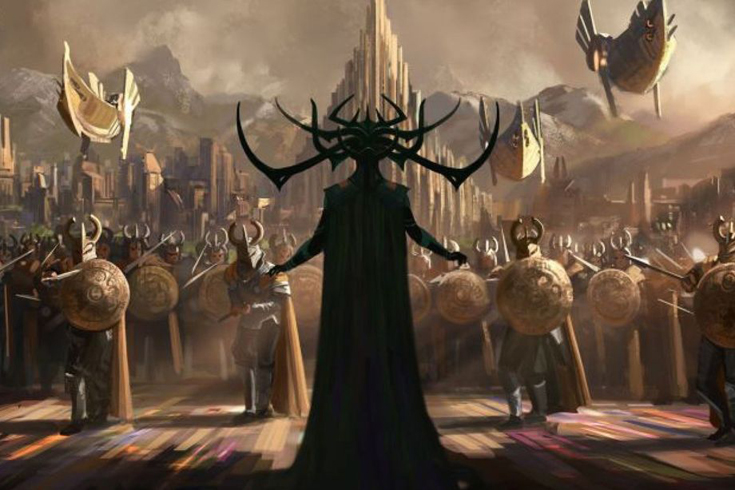 Hela is a fictional supervillainess appearing in American comic books published by Marvel Comics.