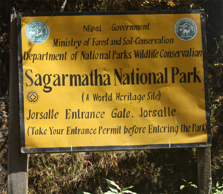 Sargamatha National Park