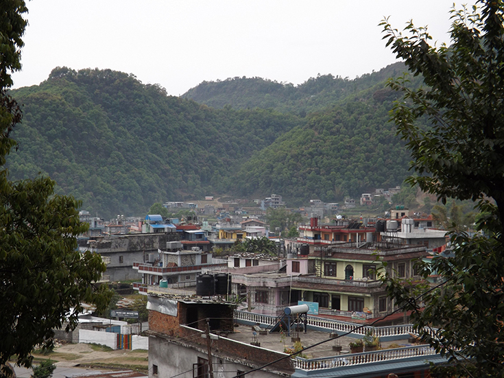 Nepal Villages in Pokhara City