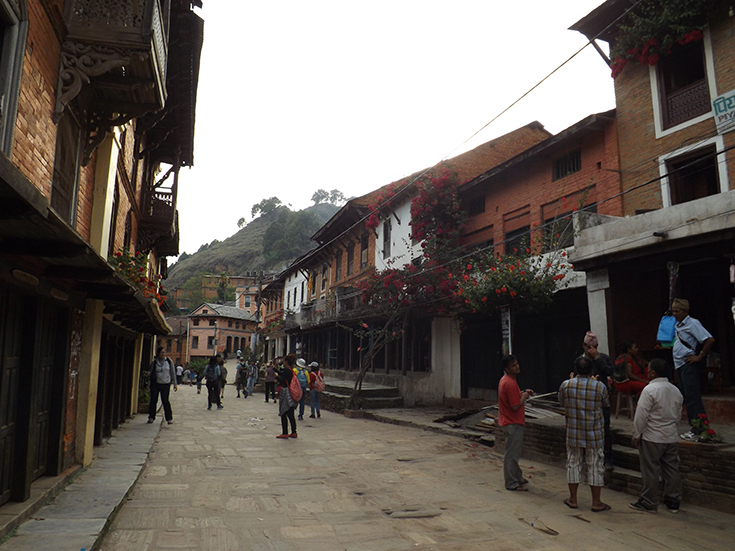 Nepal Villages in Bandipur